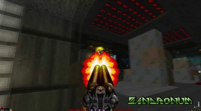 Como instalar o port multiplayer de Doom Zandronum no Linux