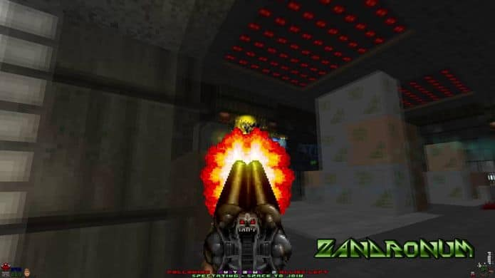 Como instalar o port multiplayer de Doom Zandronum no Linux