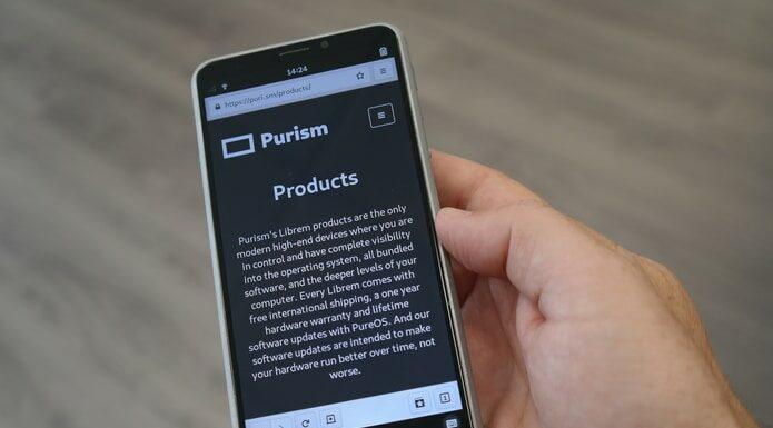 Primeiros smartphones Librem 5 começam a ser enviados para clientes em todo o mundo