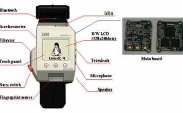 Relógios com Linux já existem desde antes do Apple Watch