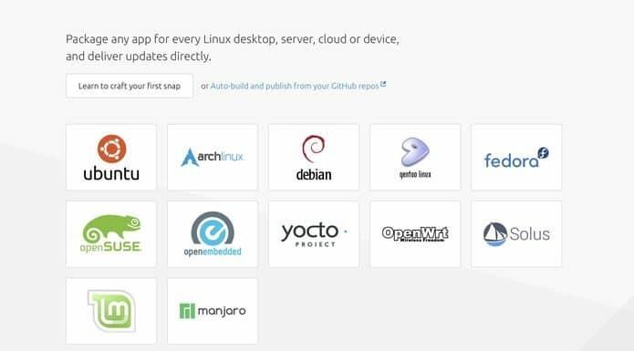 Snapcraft 3.8 lançado e em breve terá um instalador para Windows