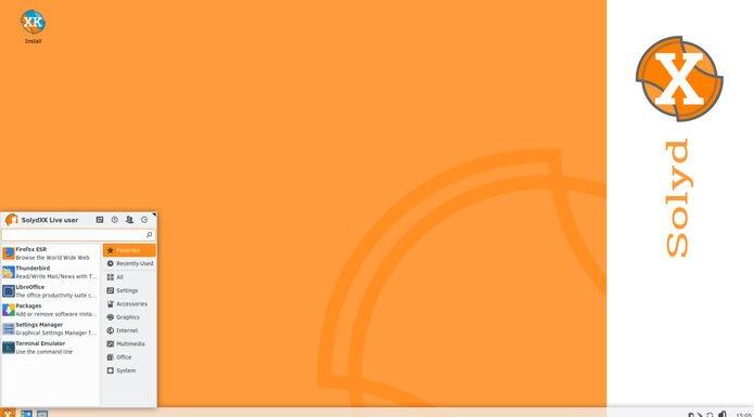 SolydXK 10 lançado com kernel 4.19 e base Debian Buster 10.1
