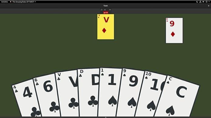 Como instalar o popular jogo de cartas Tarot no Linux via Flatpak