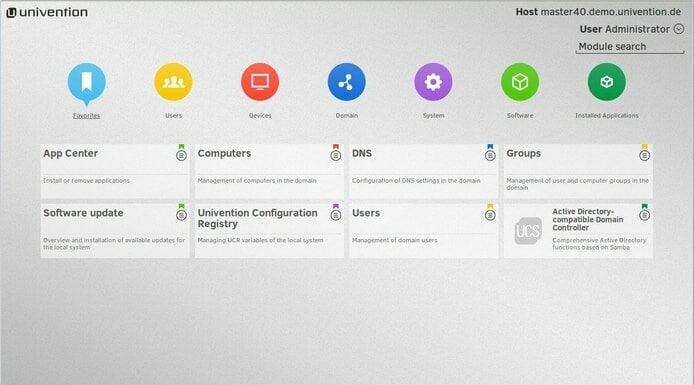 Univention Corporate Server 4.4-2 lançado - Confira as novidades e baixe