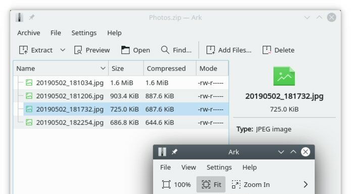 Como instalar o utilitário de compactação Ark no Linux via Snap