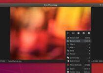 Como instalar o visualizador de imagens Qimgv no Ubuntu e derivados