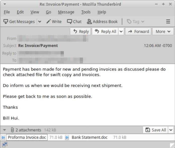 Downloader WhiteShadow usa servidores MSSQL para entrega de malware