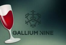Wine-Nine-Standalone 0.5 lançado para melhorar a integração do Wine com o Gallium Nine