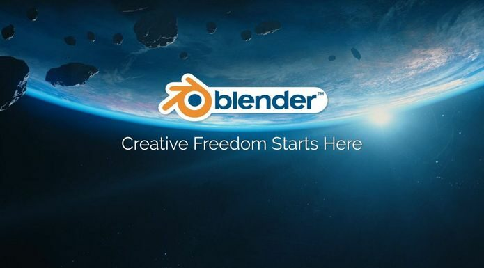 AMD, Embark Studios e Adidas se juntam à Blender Foundation