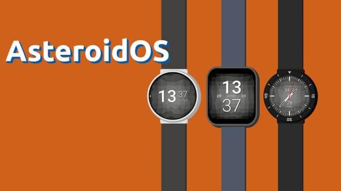 AsteroidOS 1.0 lançado e agora é uma opção real ao Android Wear