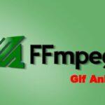 Como converter um vídeo em um GIF animado usando ffmpeg