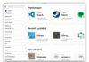 Como instalar a Linux app store App Outlet no Linux