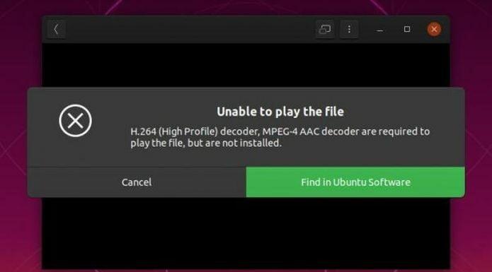 Como instalar codecs multimídia no Ubuntu 19.10 e derivados