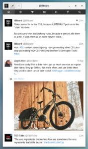 Como instalar o cliente Twitter Cawbird no Ubuntu e derivados