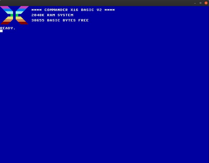 Como instalar o emulador Commander X16 no Linux via Snap