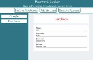 Como instalar o gerenciador de senhas passwordlocker no Linux via Snap