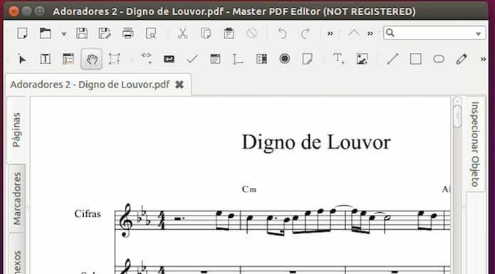 Como instalar o poderoso Master PDF Editor no Linux via Flatpak