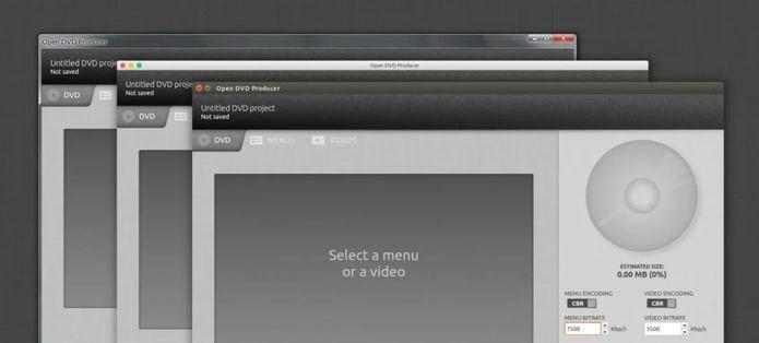 Como instalar o Open DVD Producer no Linux via Snap