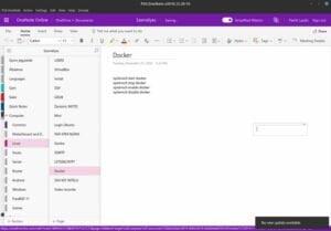 Como instalar o poderoso P3X OneNote no Linux via Snap