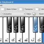 Como instalar o teclado virtual de piano VMPK no Linux via Flatpak