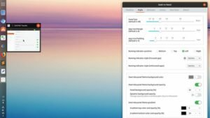 Dash to Panel 24 lançado com orientação vertical do painel e mais
