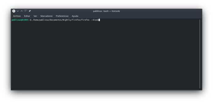 Firefox Nightly traz um novo modo de quiosque e outras novidades