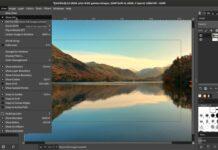 GIMP 2.10.14 lançado com o novo modo de exibição e mais