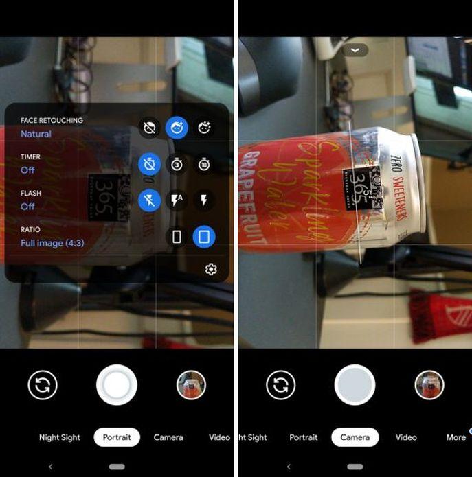 google camera 7 1 lancado com uma nova interface de usuario e novos recursos 2 - Como converter vídeo em imagens usando o FFmpeg