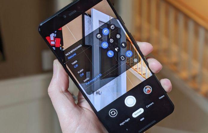 google camera 7 1 lancado com uma nova interface de usuario e novos recursos - Como converter vídeo em imagens usando o FFmpeg
