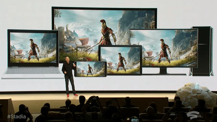 Google Stadia já tem uma data de lançamento, 19 de novembro