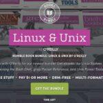 Humble Book Bundle oferece livros de Linux e Unix com preço reduzido