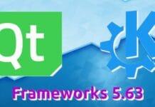 KDE Frameworks 5.63 lançado com 141 correções e melhorias