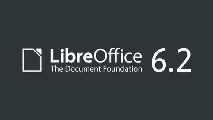 LibreOffice 6.2.8 lançado como o último da série 6.2