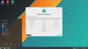 Manjaro 18.1.2 lançado com as versões XFCE, Plasma e GNOME