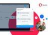 Opera 64 lançado com mais privacidade, velocidade e outras melhorias