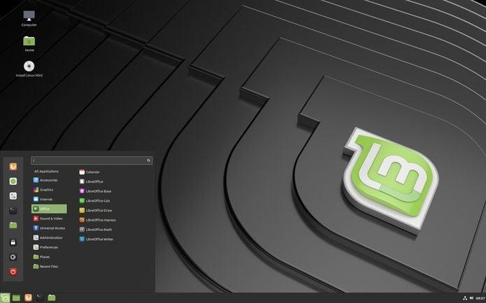 revelado o codinome do linux mint 19 3 tricia - Como instalar o jogo baseado em caracteres ZZT no Linux via Snap