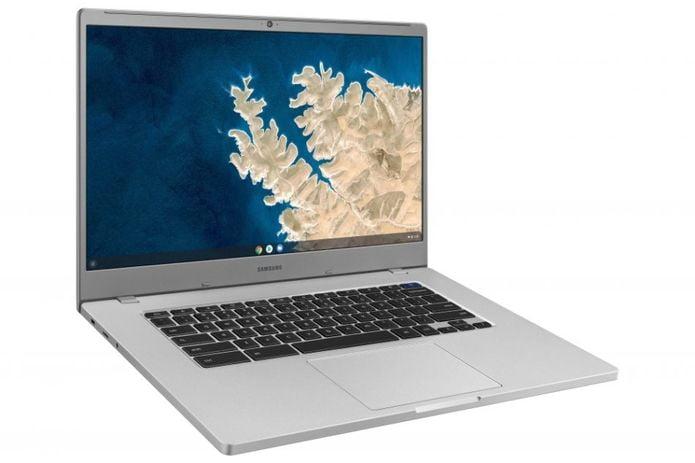 Samsung lançou o Chromebook 4 e Chromebook 4+