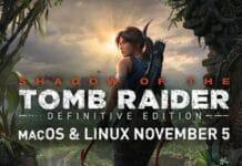 Shadow of the Tomb Raider para Linux e macOS chega dia 5 de novembro