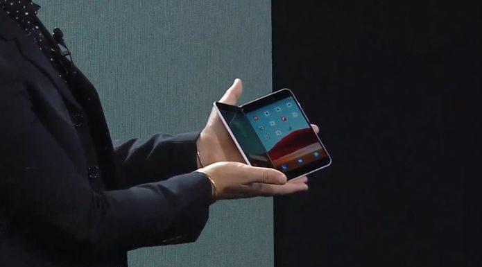 Surface Duo é o primeiro telefone Android da Microsoft! Confira!