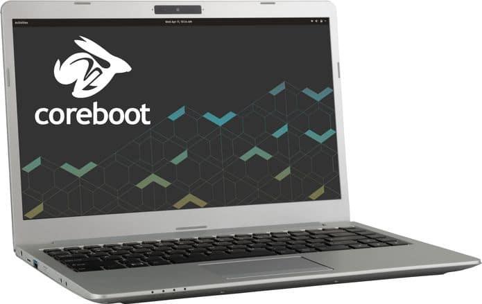System76 lançou dois laptops Linux equipados com Coreboot seu firmware de código aberto