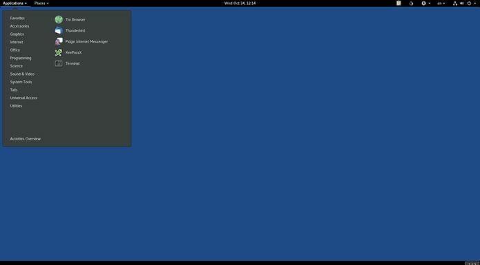 Tails 4 lançado como a primeira versão baseada no Debian 10 Buster