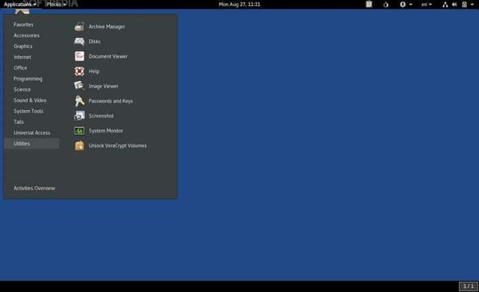 Tails 4 RC lançado com o Tor Browser 9.0 e kernel 5.3