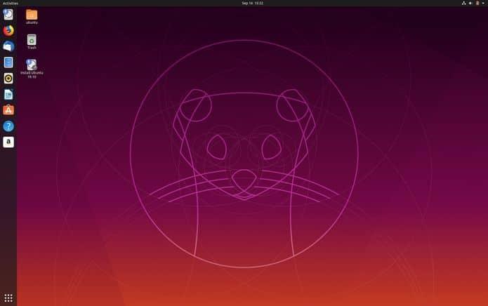 Ubuntu 19.10 entrou em Final Freeze ou congelamento de recursos