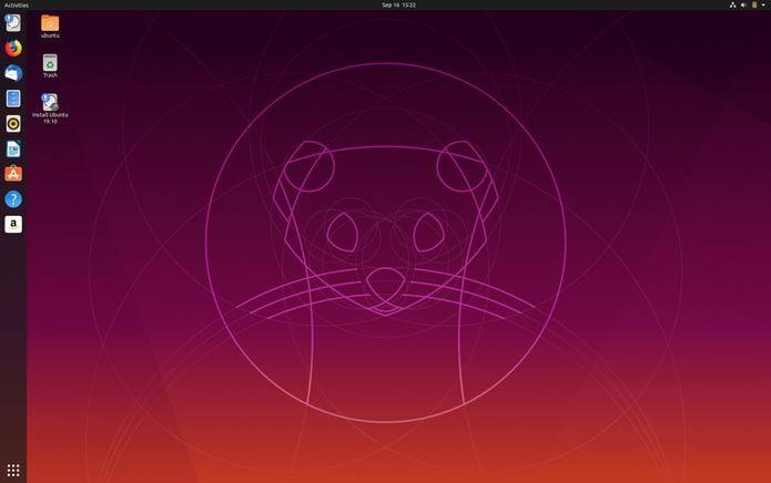ubuntu 19 10 recebeu o primeiro patch de seguranca do kernel do linux - Ubuntu 19.10 recebeu o primeiro patch de segurança do kernel do Linux