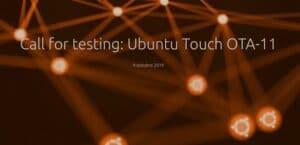 Ubuntu Touch OTA-11 lançado oficialmente - Confira as novidades