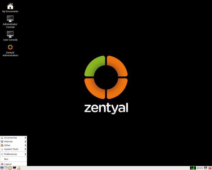 Zentyal Server 6.1 lançado - Confira as novidades e veja onde baixar