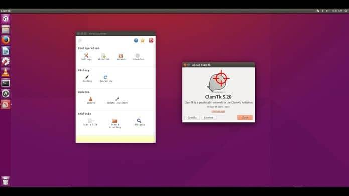 Como instalar a interface para o ClamAV ClamTk no Linux via Flatpak