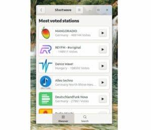 Como instalar o app de rádio Shortwave no Linux via Flatpak