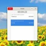Como instalar o gerenciador de tempo Timetrack no Linux via Flatpak