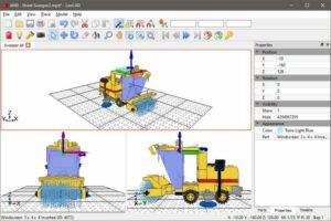 Como instalar o modelador LEGO LeoCAD no Linux via Flatpak
